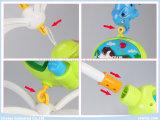 뮤지컬은 아기를 위한 전기 아기 자동차 간이 침대 장난감을