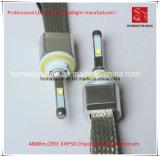 Farol 9005/9006/H1/H3/H4/880/881 do diodo emissor de luz da microplaqueta do diodo emissor de luz do CREE Xhp50