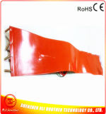 Da fábrica calefator personalizado do cilindro de petróleo da borracha de silicone da venda diretamente