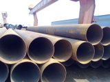 Труба Glavanized ERW Weled стальная