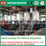 Малый завод рафинадного завода пальмового масла 5t-20t в Малайзии