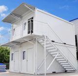 Il gruppo di lavoro mobile/magazzino della struttura d'acciaio indicatore luminoso/della baracca/ha prefabbricato la Camera