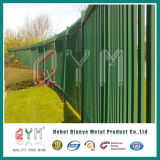 電流を通された鋼鉄にゲートまたは柵の囲うか、または金属の駐屯隊の塀のパネル