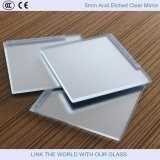 Acid Etched Mirror / Matte Mirror / Miroir décoratif / Low Iron Mirror / 2-8mm