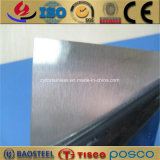 Plaque et feuille d'acier inoxydable du bord 304L 304 de fente de professionnel