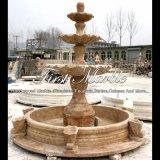 Fontana antica del calcio per la decorazione domestica Mf-214