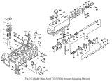 Laidongエンジン(Laidongのエンジン部分販売法)の予備品