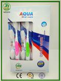 Toothbrush caldo variabile capo dell'adulto di vendite di Nigerial