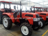 55HP 4 Wheels Farm Tractor Sh Brand Tractor Hot Sale
