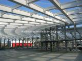 プレハブの鉄骨構造の倉庫または鉄骨構造の研修会か鉄骨構造の建物(DG2-039)
