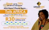 Brouillon hors de téléphone mobile Recharge Card