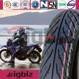 Motorrad-Teil-Motorrad-Reifen/Reifen mit Butylgefäß