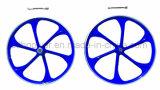 26 ' Mag 바퀴, 자전거 가스 바퀴, 5개의 PCS/6 PCS 잎과 더불어, 회전하는 유형 자전거 Mag 바퀴