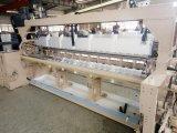 二重ノズルの電子送り装置の高速Wayerのジェット機の織機