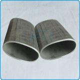 Pipe ovale d'acier inoxydable pour la balustrade