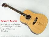 """O melhor vendedor! Parte traseira superior Spruce contínua de Sapele & guitarra acústica dos lados 41 """" (AD-930S)"""