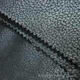 Tessuto di cuoio di Nubuck della pelle scamosciata decorativa di Microfiber per il sofà