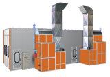 Qualität kundenspezifischer Bus-Spray-Stand-Farben-Backen-Stand
