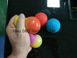 sfera rotonda della sfera di sforzo della sfera di Squish della sfera di compressione di colori del cambiamento 2inch
