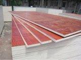 La película concreta de la base fenólica del álamo hizo frente a la madera contrachapada