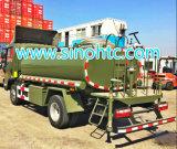 Nueva condición 4X2 FAW 10, carro del tanque de agua 000L