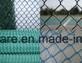 熱い販売PVC好ましい価格の上塗を施してあるチェーン・リンクの塀かダイヤモンドの網