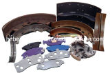 Autoteile von Brake Pad Brake Shoes