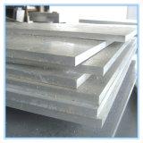 Especificação 316 padrão para a placa de aço inoxidável