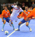 Vente les meilleur marché pp chaude de la Chine 2017 enclenchant l'étage de Futsal