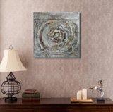Cercle décoratif--Modèle neuf de peinture à l'huile