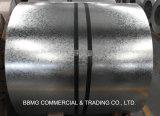 Chaud de Dx51d plongé galvanisé/a aluminisé le Gi en acier de bobine pour la feuille de toiture