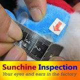 Обслуживания вниз куртки одежды ткани качественного контрола/осмотра в Китае