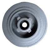 Peça Ductile da carcaça de areia do ferro cinzento do OEM com ISO 9001