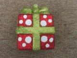 Bolas de la decoración de la Navidad para los árboles y hogar con la caja de embalaje del regalo (OEM)