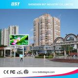 ビジネスのための防水広告P8フルカラーの屋外LEDのビデオ・ディスプレイの印