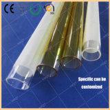 Tubo de base del horno del cuarzo, tubo de horno de difusión para CVD, PECVD