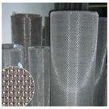 高精度の平野によって編まれるステンレス鋼の金網
