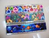 Printing Lenticular 3D Plastic Ruler