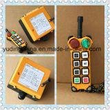 Preço de fábrica F21-6D de controle remoto de rádio sem fio industrial para o guindaste de ponte, guindaste aéreo, guindaste móvel, guindaste do Eot