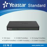 Yeastar 100 usuários VoIP PBX do SIP