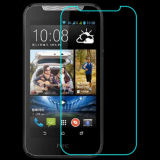 De aangemaakte Beschermer van het Scherm van het Glas voor HTC Wens 516