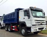 тележка сброса Dumper 290HP Tipper 6X4 4.8m Sinotruk HOWO