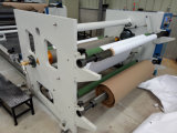 Fita adesiva do derretimento quente/emplastro médicos que faz a máquina para a fita de empacotamento