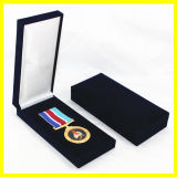 Elegante Rechthoekige Verpakkende Doos voor Muntstukken en Medailles
