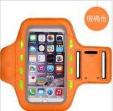 voor iPhone 6 Sporten die de Aanstotende Dekking van het Geval van de Armband van de Gymnastiek in werking stellen