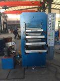 Presse corrigeante en caoutchouc Xlb-350X350X2 de quatre fléaux