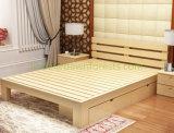 ホテルの家具のための木のベッド