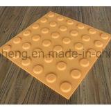 Espárrago táctil de los indicadores táctiles de los materiales de construcción PVC/TPU