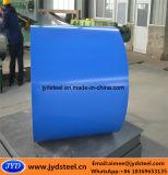 A cor revestiu a bobina de aço galvanizada com o PVC revestido
