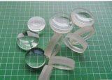 Obiettivo ottico del tripletto di vetro convesso di Plano dell'obiettivo acromatico